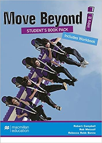 Move Beyond - Intro B: Student's Book Pack - Includes Workbook