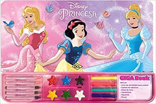 Disney - Giga Books - Princesas
