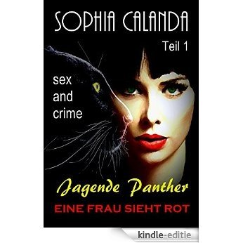 Jagende Panther    EINE FRAU SIEHT ROT  Teil 1: SEX AND CRIME (German Edition) [Kindle-editie]