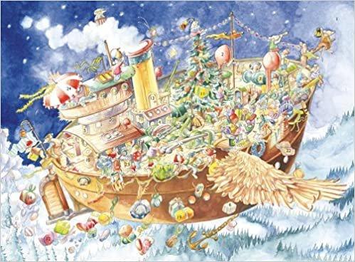 Flying Boatmice Advent Calendar