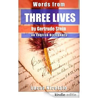 Words from Three Lives by Gertrude Stein: an English Dictionary (English Edition) [Kindle-editie] beoordelingen