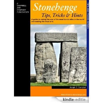 Stonehenge Tips, Tricks and Hints (English Edition) [Kindle-editie]