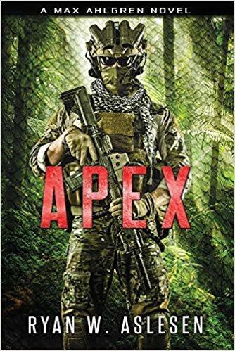 Apex: A Max Ahlgren Novel (Crucible)