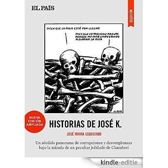 Historias de José K. [Kindle-editie]