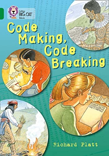 Code Making, Code Breaking: Band 15/Emerald (Collins Big Cat) (English Edition)