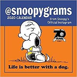 Peanuts 2020 Mini Wall Calendar