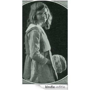 #1850 KAREN VEST VINTAGE KNITTING PATTERN (English Edition) [Kindle-editie]