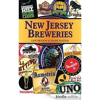 New Jersey Breweries (Breweries Series) [Kindle-editie]