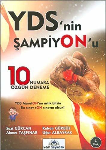 YDS'nin Şampiyonu 10 Özgün Deneme Sınavı