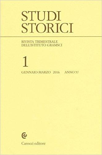 Studi storici (2016)