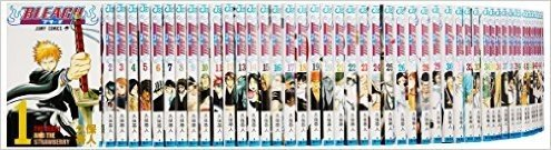 BLEACH-ブリーチ- コミック 1-69巻セット (ジャンプコミックス)