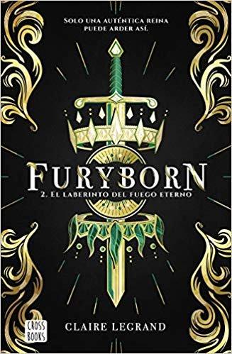 Furyborn 2. El laberinto del fuego eterno (Crossbooks)