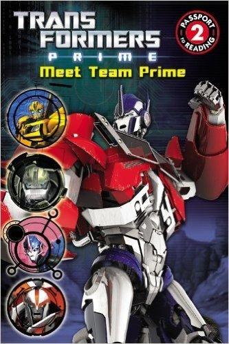 Transformers Prime: Meet Team Prime