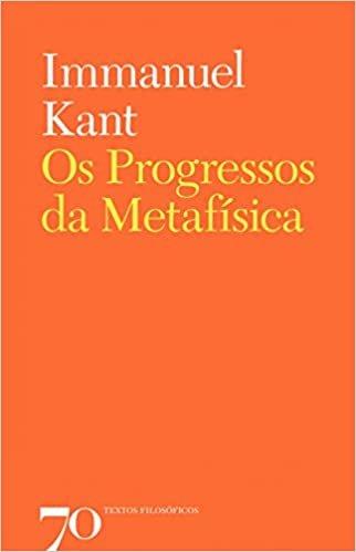 Os Progressos da Metafísica