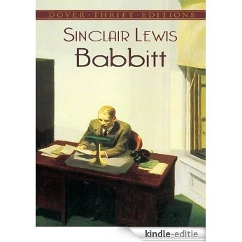 Babbitt (Dover Thrift Editions) [Kindle-editie]