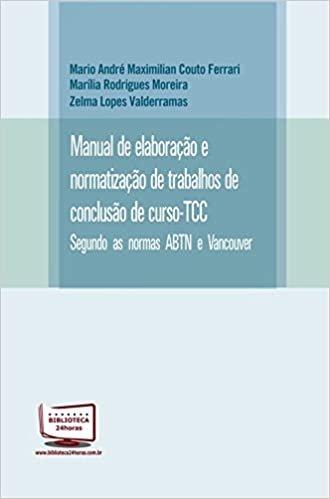 Manual de Elaboração e Normatização de TCC