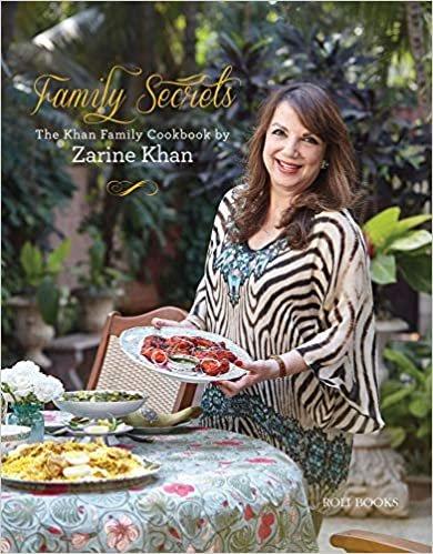 Family Secrets: The Khan Family Cookbook