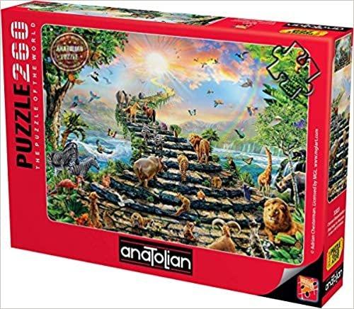 Cennet Basamakları Puzzle 260 3323