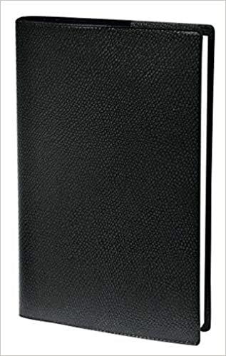 H24/24 ML VZ Impala schwarz 2021: Tischkalender