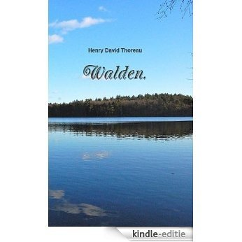 Walden (Annotated) (English Edition) [Kindle-editie]