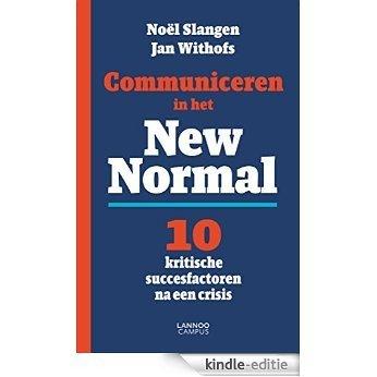 Communiceren in the New Normal [Kindle-editie]