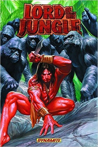 Lord of the Jungle 1 (Lords of Mars)
