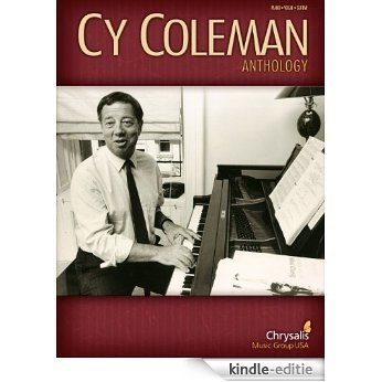 Cy Coleman Anthology Songbook [Kindle-editie]