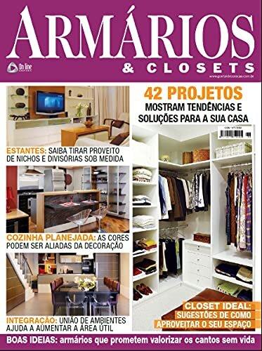 Armários & Closets: Edição 36