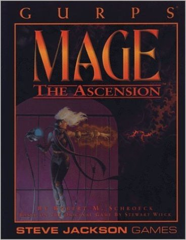 Gurps Mage: The Ascension