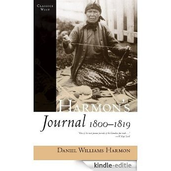 Harmon's Journal (Classics West Collection) [Kindle-editie]