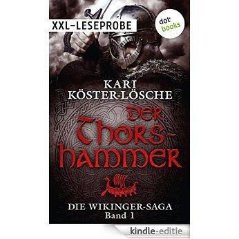 XXL-Leseprobe: Der Thorshammer: Die Wikinger-Saga - Band 1 [Kindle-editie]