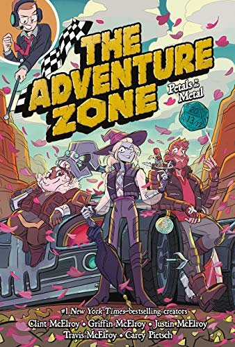 The Adventure Zone: Petals to the Metal (English Edition)