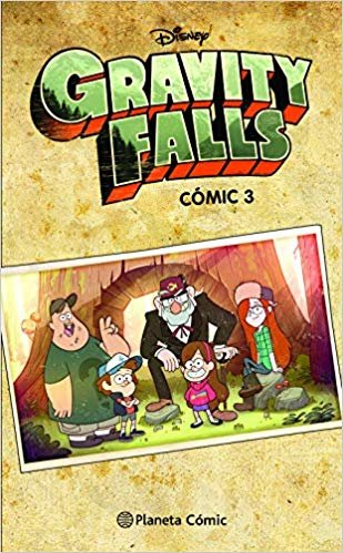 Gravity Falls nº 03/05 (Disney Cómics)