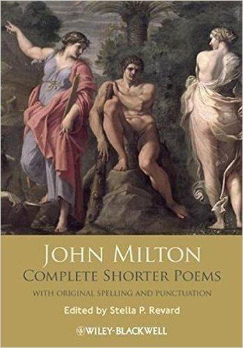 John Milton Complete Shorter Poems (Latin Poems)