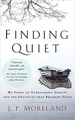 Finding Quiet: A Philosopher's Story of Hope and Discovering Tools to Overcome Anxiety and Depression