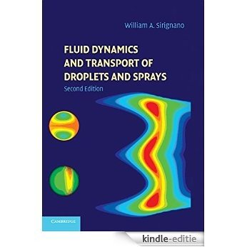 Fluid Dynamics and Transport of Droplets and Sprays [Print Replica] [Kindle-editie]