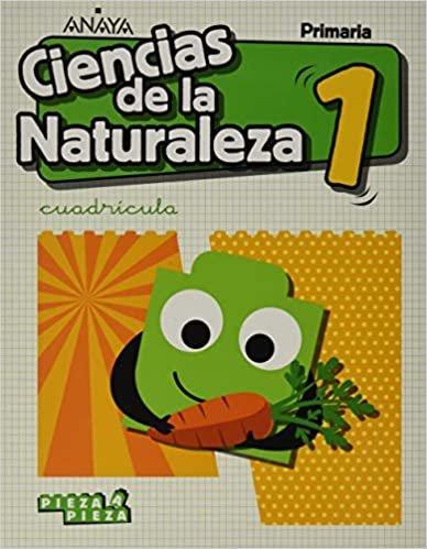 Ciencias de la Naturaleza 1. Cuadrícula. + Natural Science 1. In focus. (Pieza a Pieza)