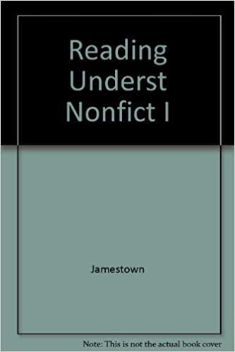 Reading & Understanding Nonfiction: Level I