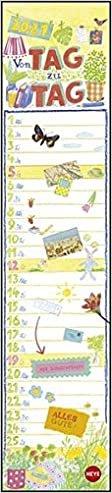Gabi Kohwagner Streifenkalender Tag für Tag 2021