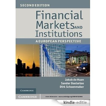 Financial Markets and Institutions [Kindle-editie]