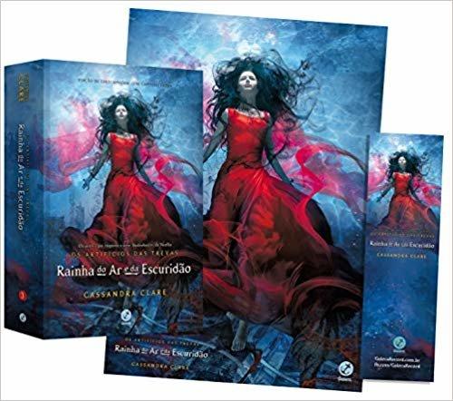 Rainha do Ar e da Escuridão - Volume 3 (+ Pôster + Marcador)