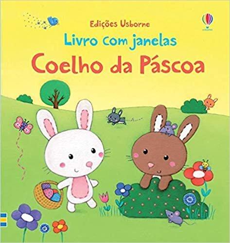 Coelho da Páscoa : Livro com janelas