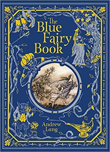 The Blue Fairy Book (Barnes & Noble Leatherbound)
