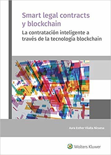Smart legal contracts y blockchain