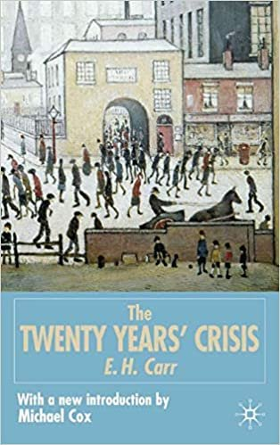 The Twenty Years  Crisis, 1919-1939: Reissued with new introduction