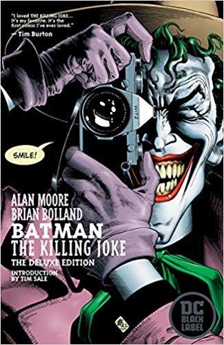 Batman: The Killing Joke - Dc Black Label Edition