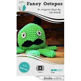 Wilfred The Fancy Octopus (English Edition) [Kindle-editie]