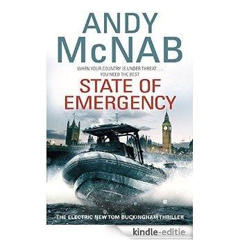 State Of Emergency: (Tom Buckingham Thriller 3) [Kindle-editie]