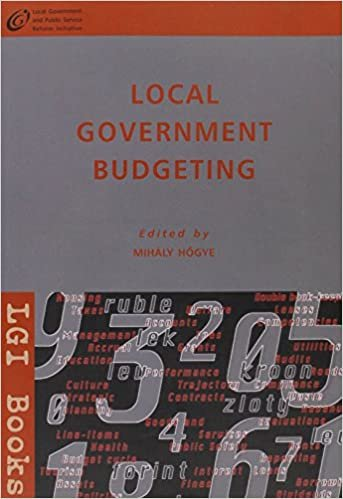 Local Government Budgeting