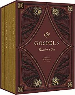 ESV Gospels, Reader's Set